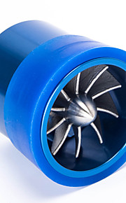 super spir turbo ventil / revolutionaire roestvrijstalen messen