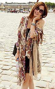 Damen Niedlich / Freizeit Baumwollmischung Schal