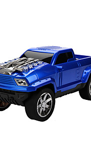 een model auto pick-up truck bluetooth speaker draagbare speaker bluetooth handsfree radio luidspreker ds396bt
