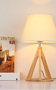 Luzes de Secretária-Moderno/Contemporâneo-Madeira/Bambu-Proteção de Olhos