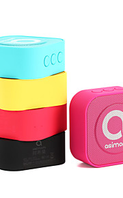 asimom DS1511 mini portable bluetooth outdoor speaker ondersteuning hands-free mic micro sd-kaart
