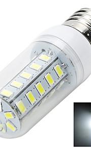 6W E26/E27 Ampoules Maïs LED B 36 SMD 5730 400-500 lm Blanc Chaud / Blanc Froid Décorative AC 100-240 V 1 pièce