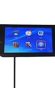 7 inch TFT-LCD-monitor auto achteruitkijkspiegel MP5-speler.
