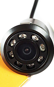 """1/3"""" kleuren CMOS-170 °-480 TV-lijnen-720 x 576-Achteruitrijcamera"""