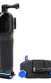 1 Set GoPro välineet Yksijalkainen / Lisätarvike Kit / Kuvauskahvat Varten Gopro Hero 3 / Gopro Hero 3+ / GoPro Hero 4All-in-one / Mukava