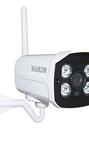 hosafe sv1mb1w 720p draadloze buiten hd ip camera w / bewegingsdetectie, e-mail alert, waterdicht, 4-LED IR nachtzicht