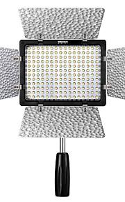 yongnuo® pro yn-160 iii 192 leds video studiofotografie licht lamp 5500K voor canon nikon sony pentax olympus