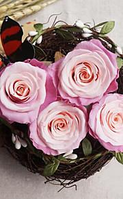 Недвижимость сенсорный / Others Розы Искусственные Цветы