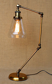 Lampes de bureau-Moderne/Contemporain / Traditionnel/Classique-Métal-Bras amovible