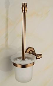 Portascopino / Gadget per il bagno,Antico Lega di zinco A muro