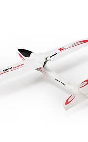 wltoys XK A700-2.4G 3ch 750 mm Futaba yhteensopiva kaukosäädin lentokoneiden rtf (ei sisälly kamerat ja valot)