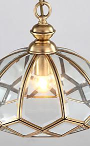 MAX 40W Moderno / Contemporáneo Mini Estilo Otros Metal Lámparas ColgantesDormitorio / Comedor / Habitación de estudio/Oficina / Sala de