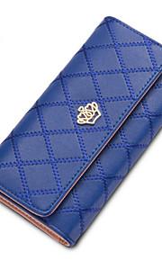 ZX   Multifunction Checkbook Wallet Clutch Money Clips Coin Purse Clutch