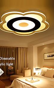 80W Plafondlampen 360 SMD 2835 6480 lm Warm wit / Koel wit / Natuurlijk wit Dimbaar / Op afstand bedienbaar AC 85-265 V 1 stuks
