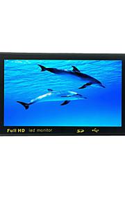 7 inch TFT-LCD-monitor auto achteruitkijkspiegel MP5-speler 1080p