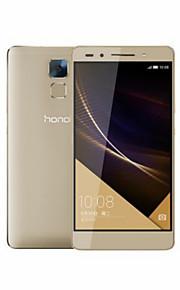 """Huawei Honor7 5.2 """"FHD 4G Smartphone (Dual SIM ,Fingerprint,Kirin935,Octa Core ,20MP ,3GB + 64 GB,3100mAh)"""