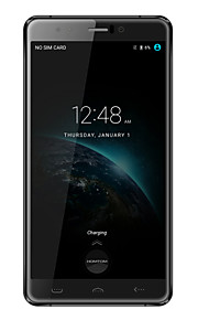"HOMTOM HT10 5.5"" Android 6.0  (10 Cores 21 MP 4GB + 32 GB Black / White The Iris Recognition Technology Global 4G )"