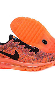 Nike flyknit air max 2016 miesten&Naisten juoksukengät oranssi alkuperäinen laatu Nike Airmax flyknit max urheilu lenkkarit