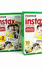 nieuwe Fujifilm Instax mini film 30 vellen gewoon rand instant foto voor camera mini 7s 8 25 '50 90