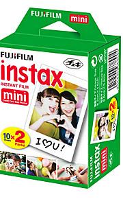 Fujifilm instax farvefilm hvid twin pack