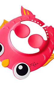 귀는 안전 샴푸 샤워 캡 목욕을 보호하고 양산 아기 아이 아이 소프트 캡 모자를 보호