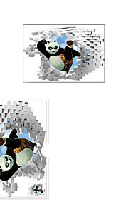 Животные / Мультипликация / Спорт / 3D Наклейки Простые наклейки,pvc 50*70cm