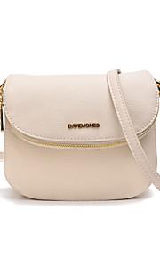 DAVIDJONES/Women-Formal / Casual / Event/Party / Office & Career-PU-Shoulder Bag-Multi-color