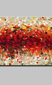 Hånd-malede Abstrakt Moderne,Et Panel Hang-Painted Oliemaleri
