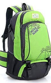 36L L Paquetes de Mochilas de Camping / Ciclismo Mochila / mochila Acampada y Senderismo / Escalar / Viaje Al Aire LibreImpermeable /