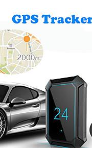 A10 gps localizzatore per Google veicolo auto mappa 5000mAh batteria di lunga vita di GSM GPRS
