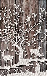 Mural Décoration artistique Papier peint Contemporain Revêtement,Toile Oui