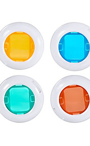 farverige close-up linse til Fujifilm instax mini 8 / 7s øjeblikkelige film kameraer