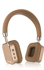 AWEI A900BL Hodetelefoner (hodebånd)ForMedie Player/Tablet / Mobiltelefon / ComputerWithMed mikrofon / DJ / Lydstyrke Kontroll / Gaming /