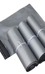 """כסף חבילת מפורשת מעובה שקית נייר (17 * 30 ס""""מ, 100 / חבילה)"""