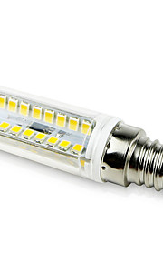 7W G9 Ampoules Maïs LED T 72LED SMD 2835 800-900 lm Blanc Chaud / Blanc Froid Décorative AC 100-240 V 1 pièce