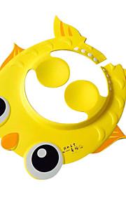 큰 고리 안전 샴푸 샤워 캡 목욕 및 양산 아기 아이 아이 소프트 캡 모자를 보호
