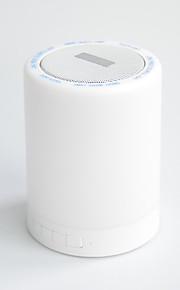 u.sure x6 plus + sfeer lamp draadloze bluetooth geleid stereo speaker met touch control-functie, TF-kaartlezer