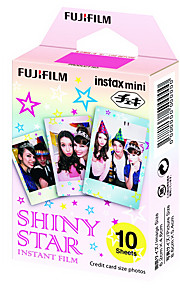 Fujifilm instax farvefilm skinnende stjerne