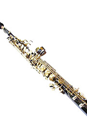 Drop B tone Sax G key black body gold key all flower wind pipe,Sax custom