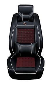cubierta de asiento de coche de lujo del asiento se ajusta protector universal de fundas de asiento con sistema de la almohadilla