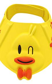 만화 샴푸 샤워 캡 목욕 및 양산 아기 아이 아이 소프트 캡 모자를 보호