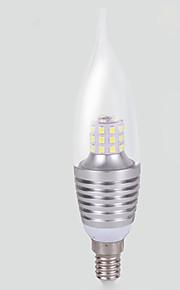 7W E14 Ampoules Maïs LED T 35 SMD 2835 700 lm Blanc Chaud / Blanc Froid Décorative AC 100-240 V 1 pièce