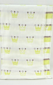 """1PC Full Cotton Wash Towel 19"""" by 10"""" Cartoon Pattern Super Soft"""