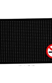 New PU Thickened Automobile Anti Slip Mat, Super Sticky Temperature, Automobile Anti Slip Mat