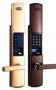 dorlink® digital smarte intelligent kombination dørlås styresystem indgang mekanisk tastatur til mekanisk og elektro