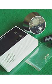 infrarød indendørs intercom dørklokken Unicom elektronisk dørklokken valgfri justerbar volumen god vision effekt