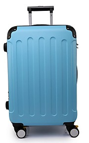 Unisex-Outdoor-PVC-Luggage-White / Blue / Green / Yellow / Gold / Silver