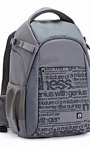 SLR-Taske-Canon / Nikkon / Olympus / Sony / Samsung / Pentax / Ricoh hår / Fujifilm / Fujitsu / Casio / Kodak / Panasonic-Sort / Grå / Blå