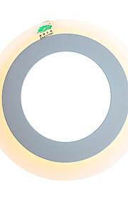 6W Plafondlampen 5500-6500K lm Warm wit / Natuurlijk wit SMD 2835 Dimbaar / Decoratief / Waterbestendig AC 85-265 V 1 stuks