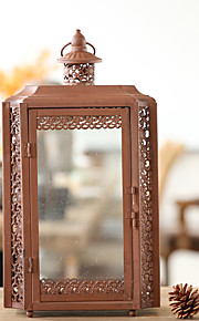 Thème de papillon Favors Candle-1 Piece / Set Bougeoir Non personnalisé Chocolat